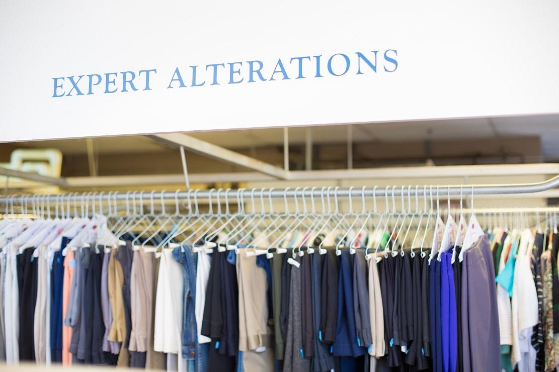 alterations service