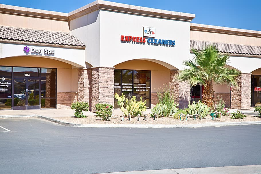 express cleaners la quinta